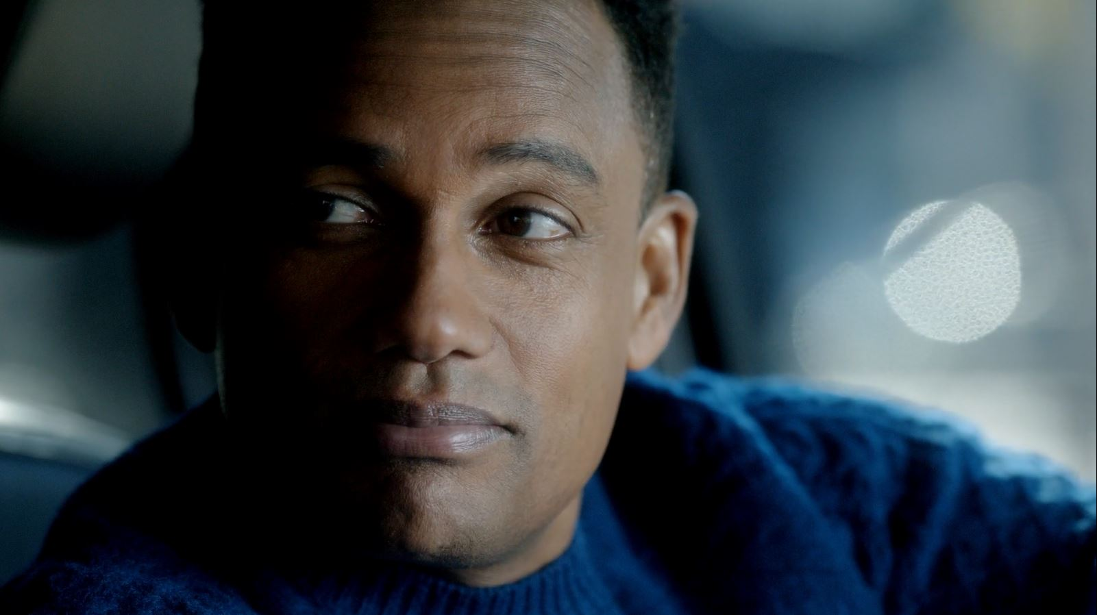 Hill Harper as FBI agent Spelman Boyle. Limitless