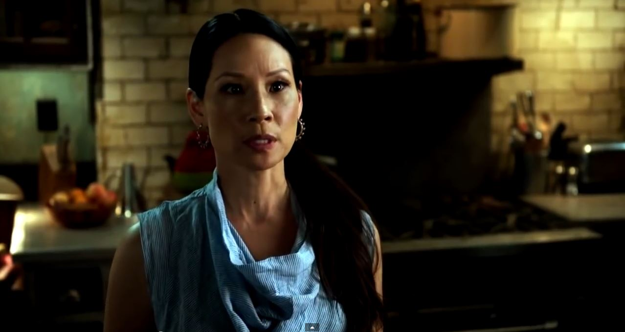 Lucy Liu as Joan Watson. Elementary Season 4 trailer.