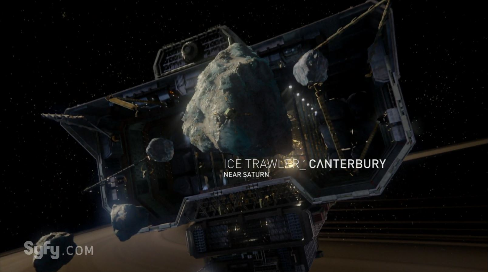 The Canterbury - the Expanse