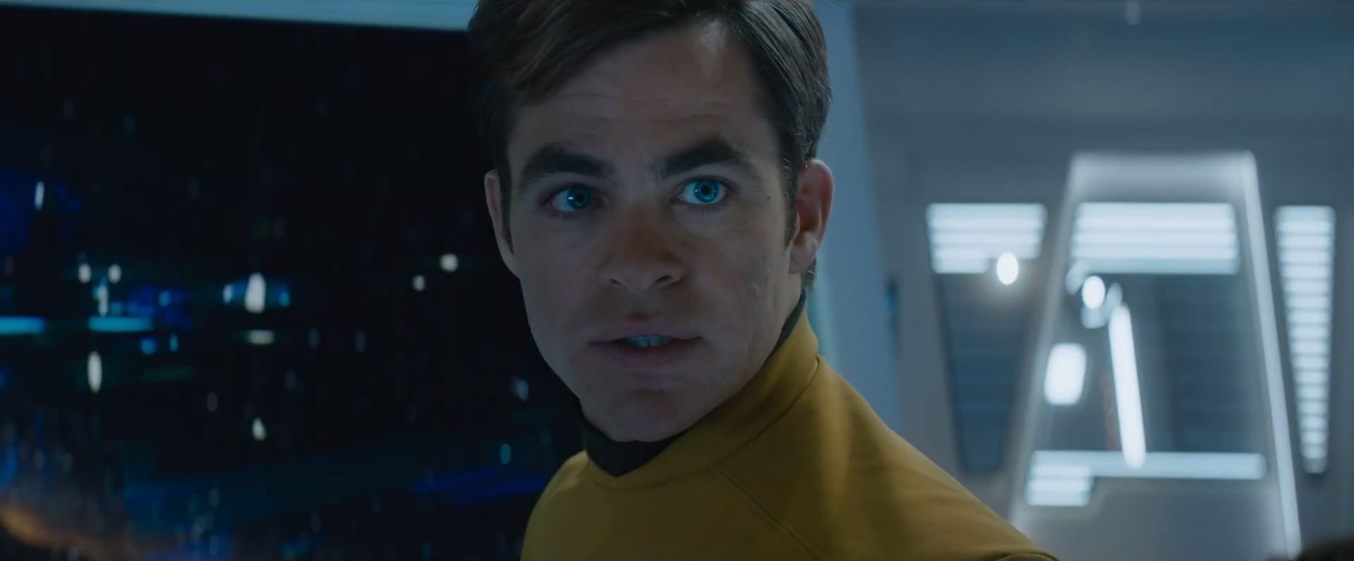 Chris Pine in First trailer for Star Trek Beyond