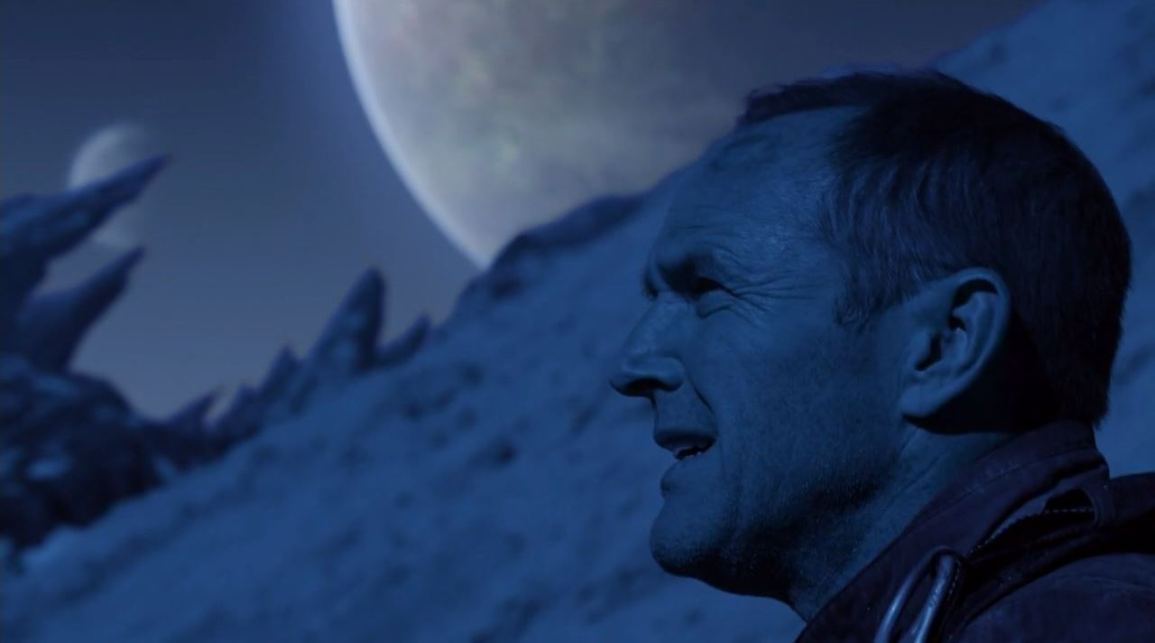 Coulson on Tattooine. Agents of SHIELD mid-season finale Maveth review!