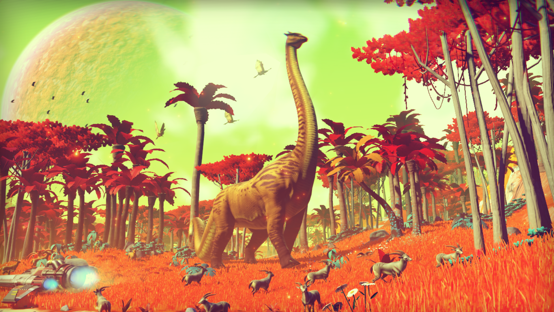No Man's Sky. Upcoming Sci-Fi Games of 2016