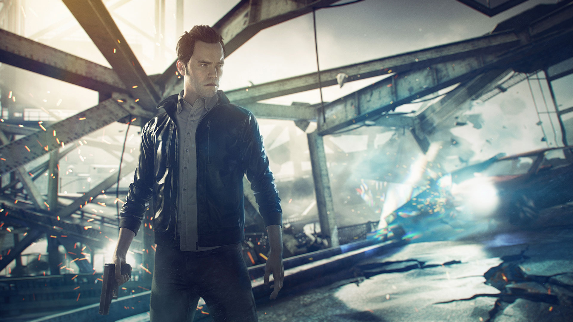 Quantum Break. Upcoming Sci-Fi Games of 2016