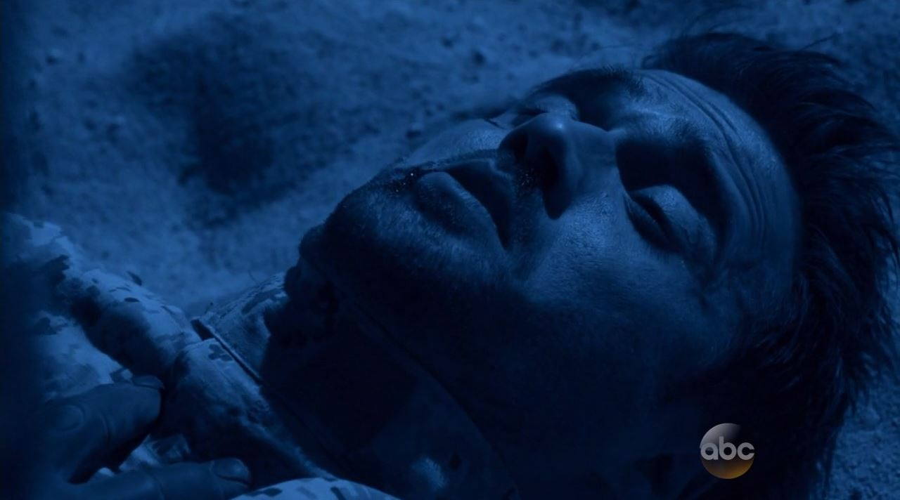 Ward being killed by Coulson. Agents of SHIELD mid-season finale Maveth review!