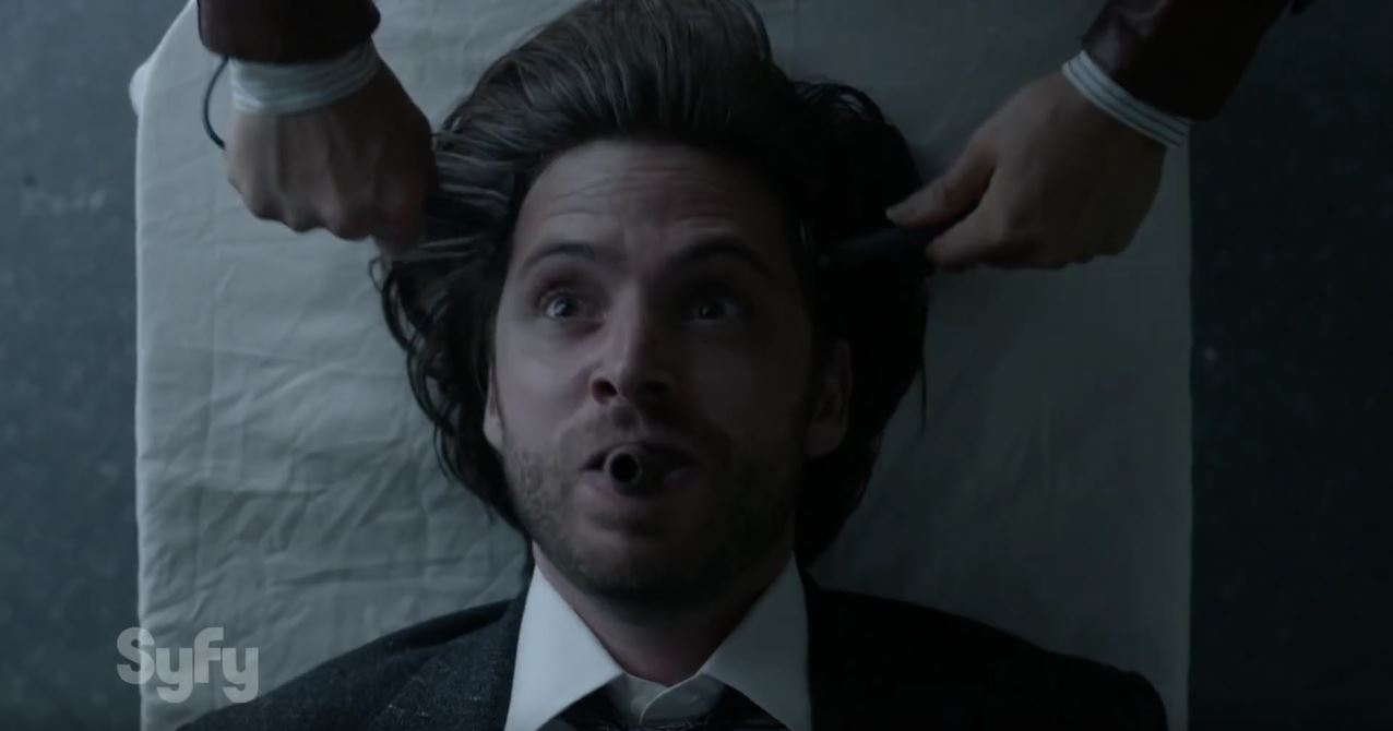 12 Monkeys Season 2 Trailer Released by Syfy. Aaron Stanford as James Cole