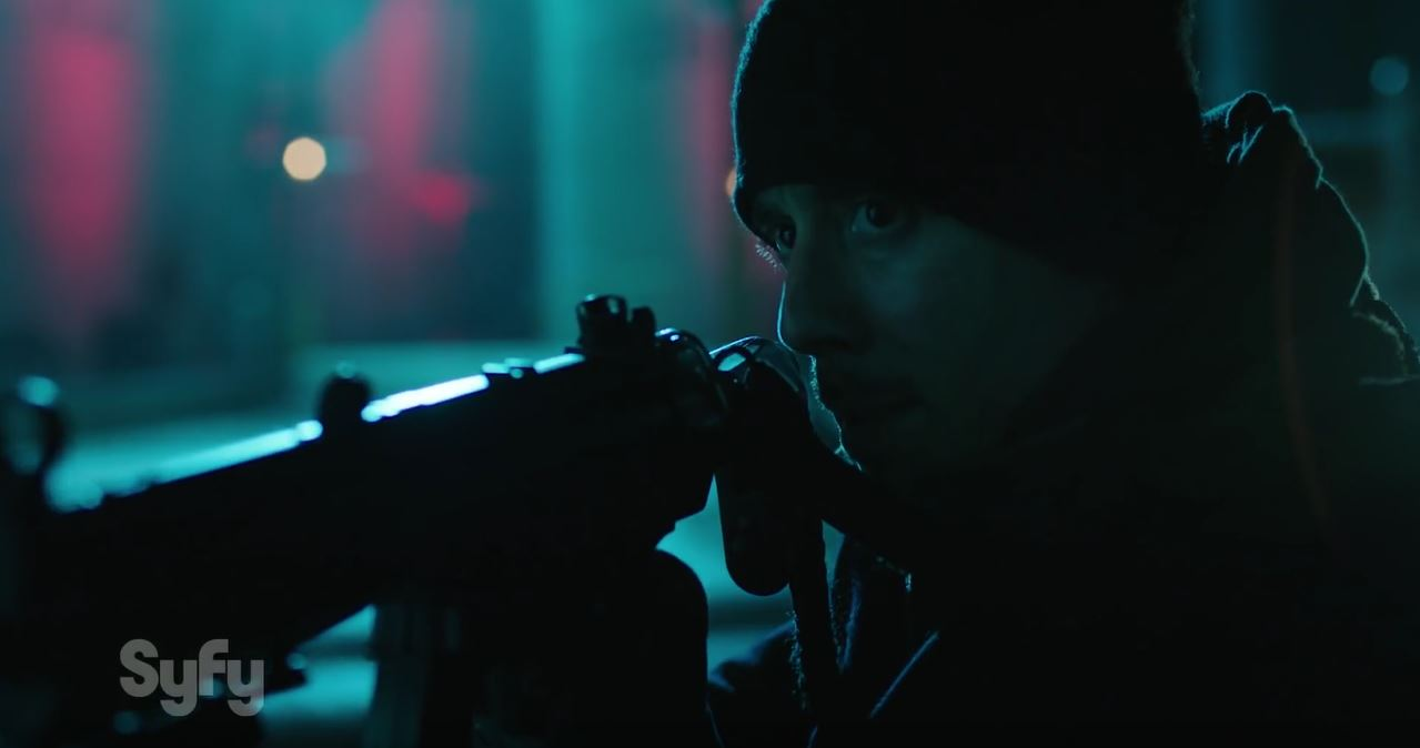 12 Monkeys Season 2 Trailer Released by Syfy. Kirk Acevedo as José Ramse