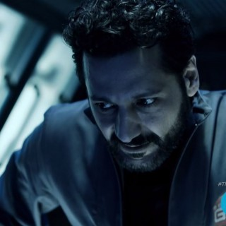 Cas Anvar as Alex Kamal. The Expanse S1E07 Windmills Review