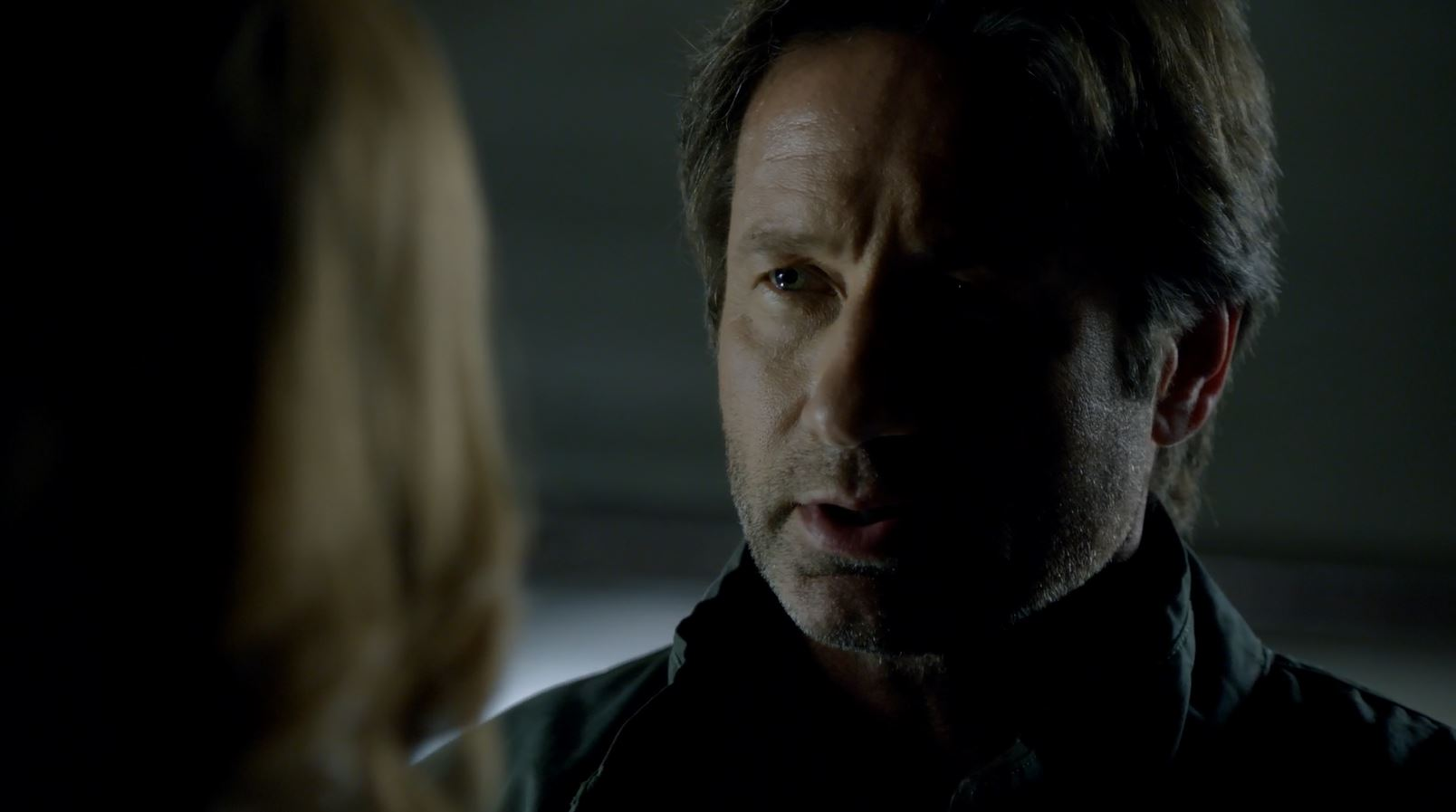 The X-Files (miniseries) My Struggle Review. David Duchovny as Fox Mulder.