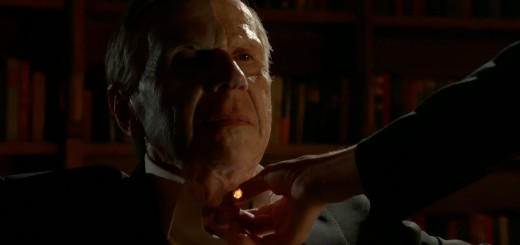 William B. Davis as Cigarette Smoking Man. The X-Files (miniseries) My Struggle Review