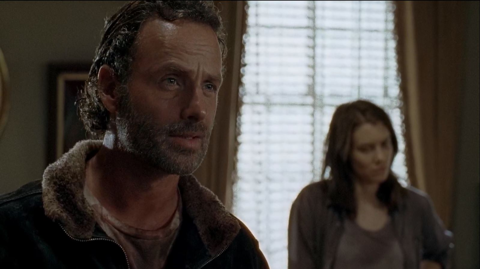Rick Grimes. The Walking Dead S6Ep11 Knots Untie - a short opinion