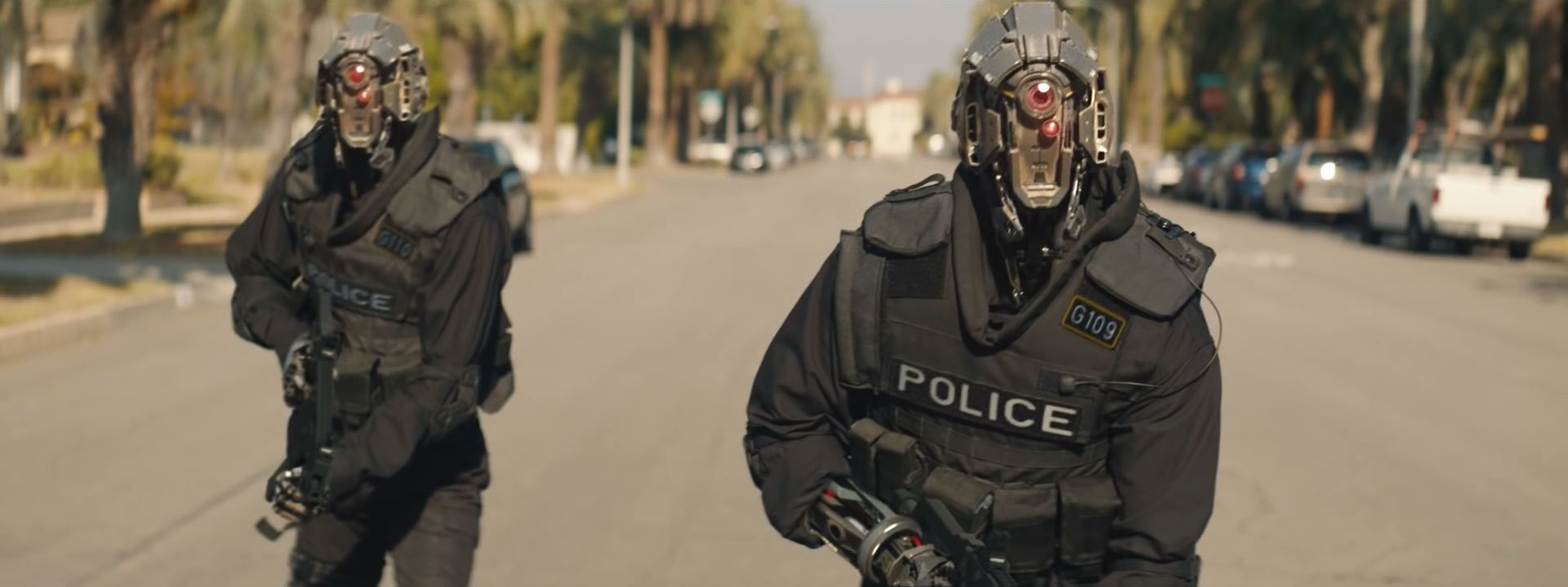 Stephen Amell reveals first trailer for Code 8
