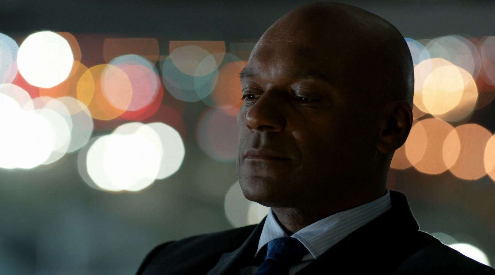 Colin Salmon as Jarrod Sands. Limitless S1Ep19 A Dog's Breakfast Review