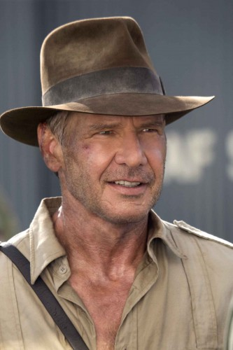 Harrison Ford in Indiana Jones 5