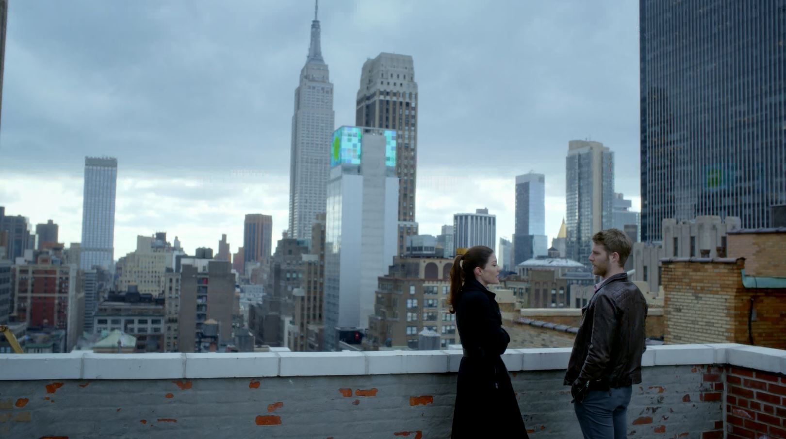 Brian and Rebecca in New York. Limitless Finale Part Two!! Review