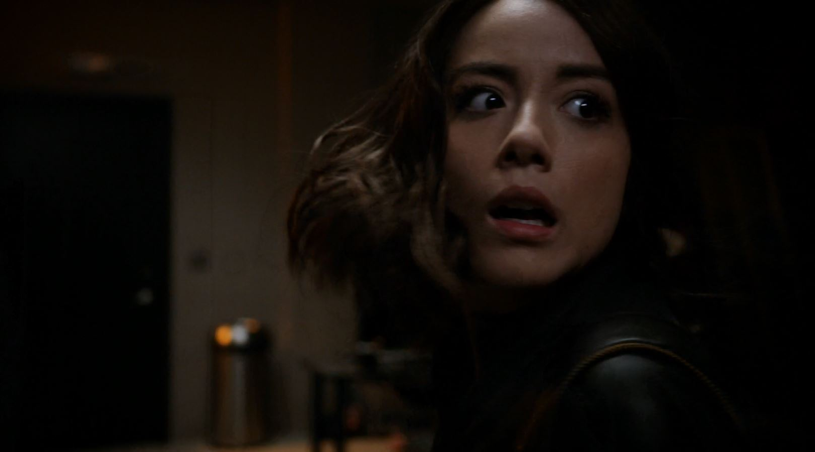 Chloe Bennet as Daisy Johnson Quake. Agents of SHIELD S3Ep15 Spacetime review.