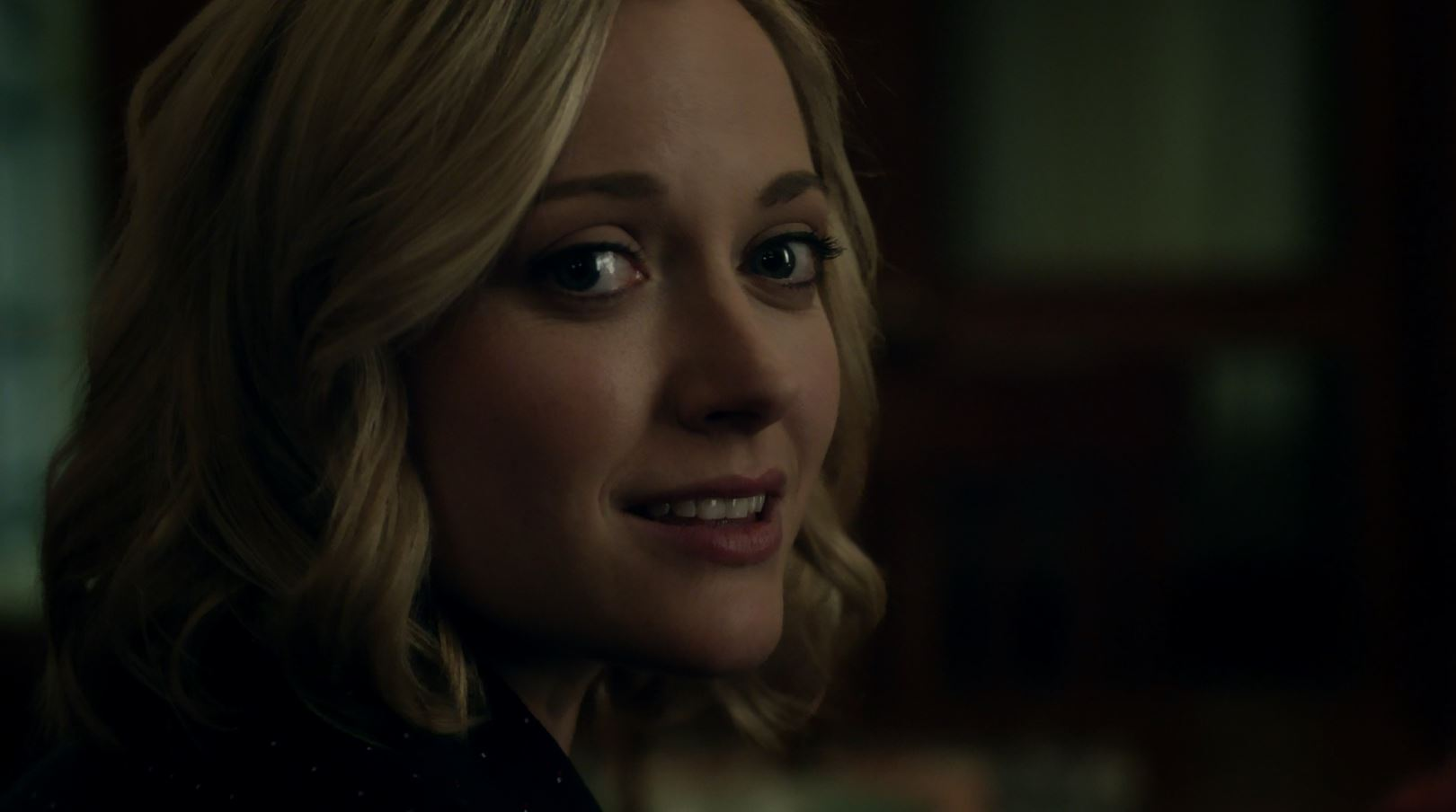 Georgina Haig as Piper. Limitless Finale Part Two!! Review