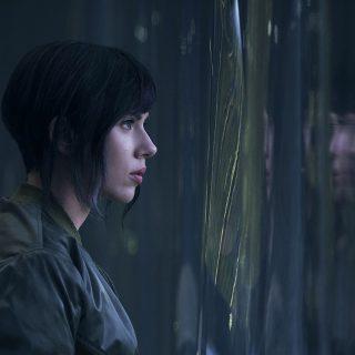Ghost In The Shell (Scarlett Johansson as Major)
