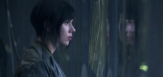Ghost In The Shell (Scarlett Johansson as Major)