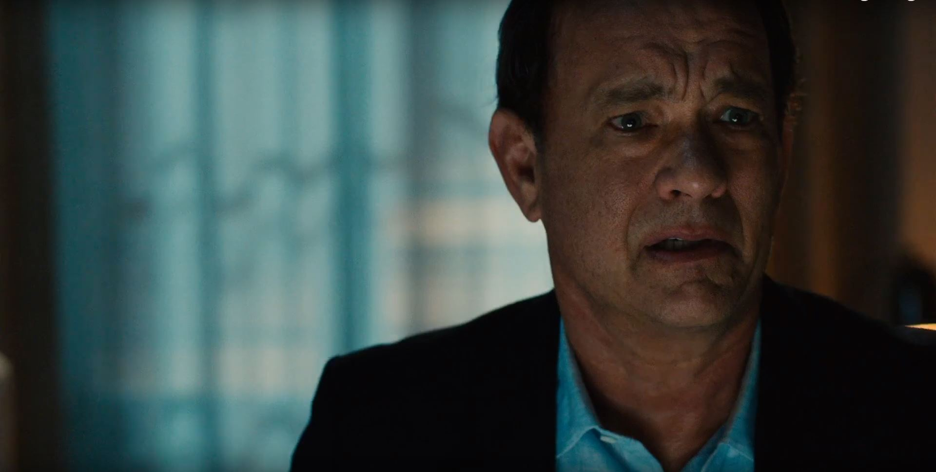 Tom Hanks in Inferno Teaser