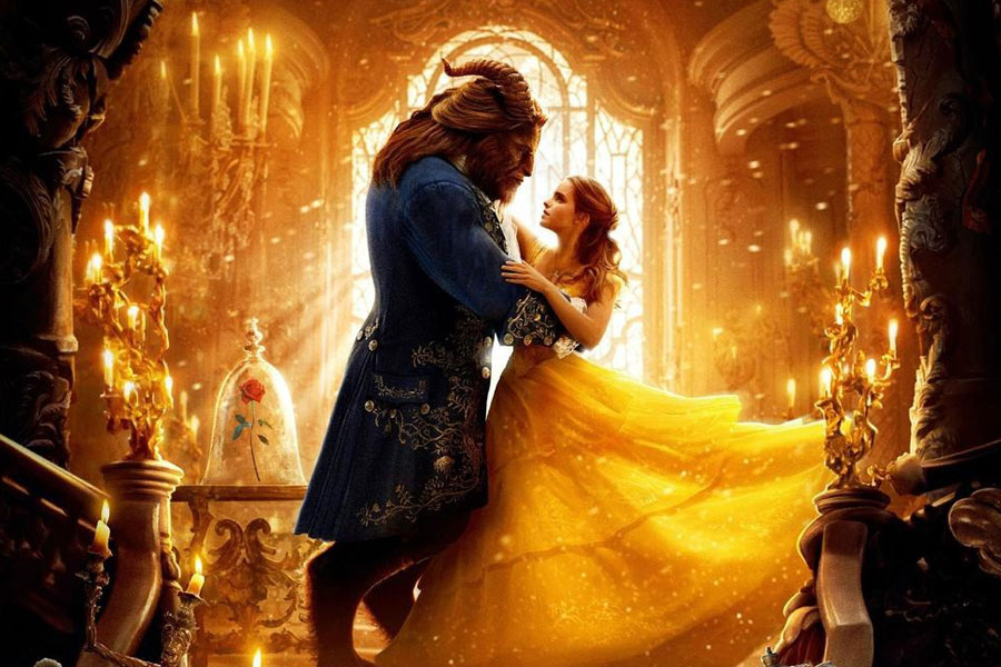 Beauty and the Beast with Emma Watson