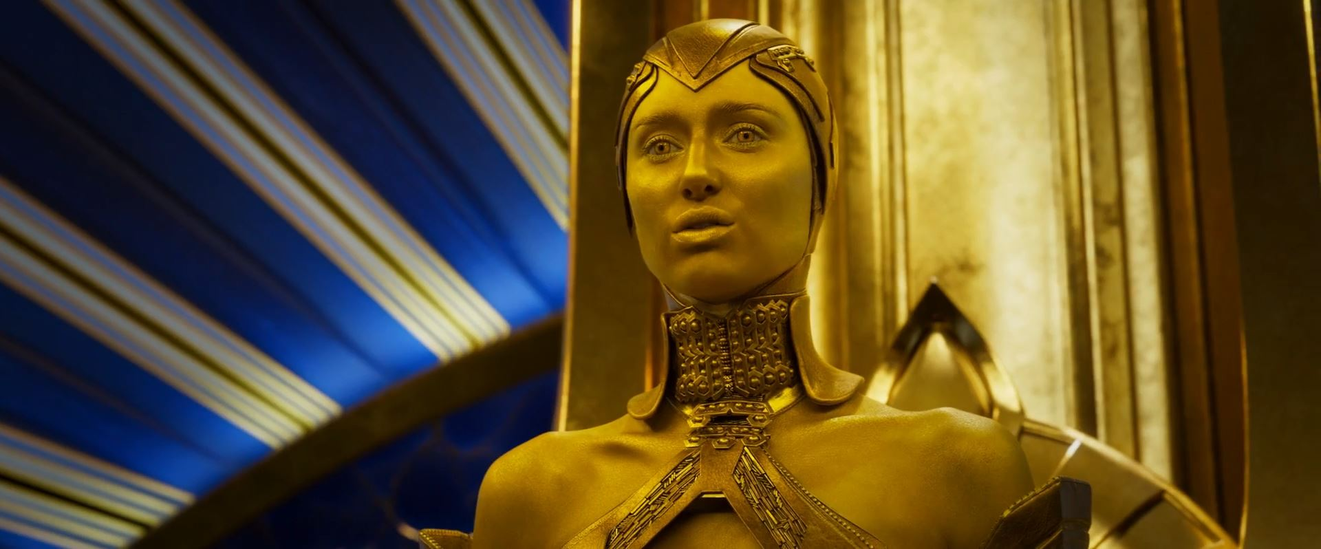 Guardians of the Galaxy Vol. 2 - Ayesha - Super Bowl Trailers