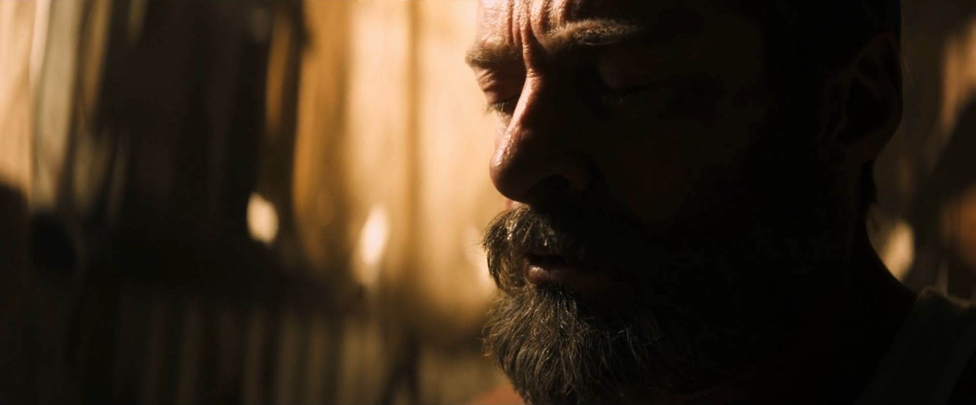 Hugh Jackman as Wolverine in Logan - Super Bowl Trailers