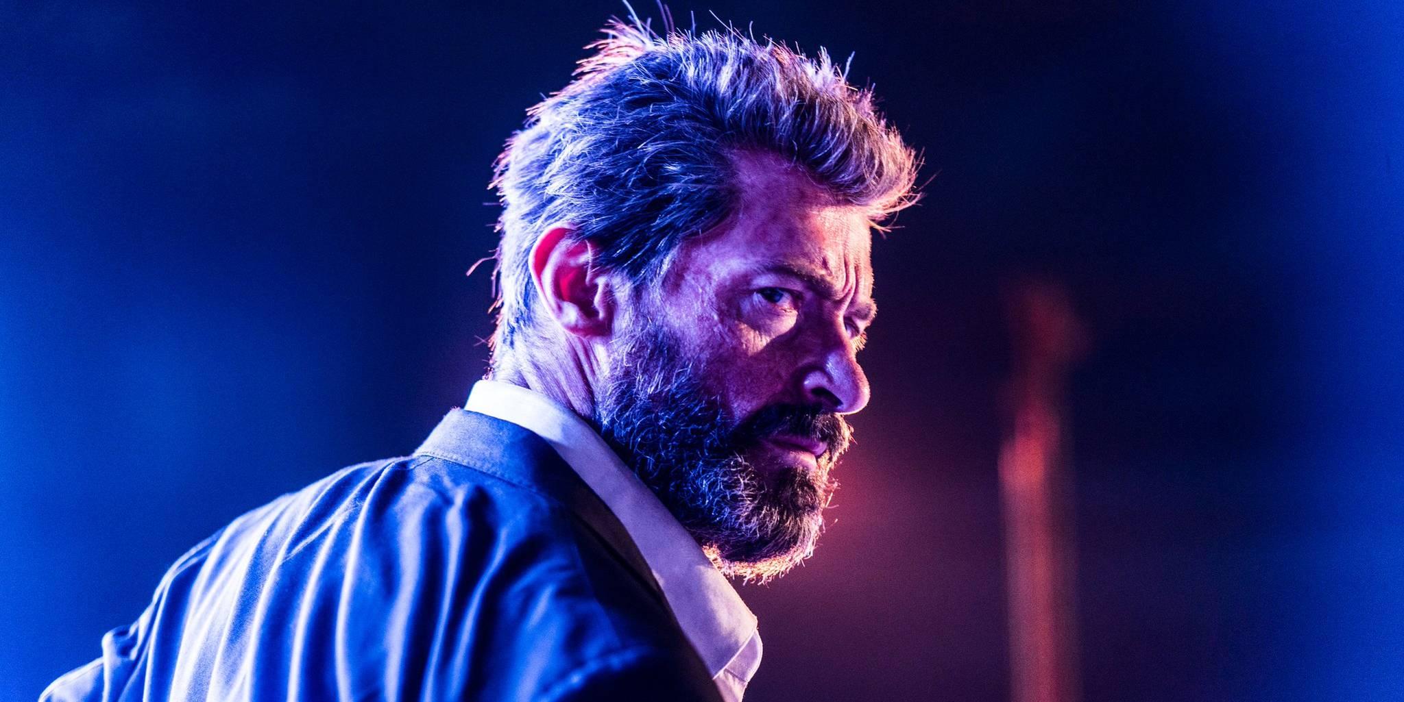Hugh Jackman as Logan - Logan Review