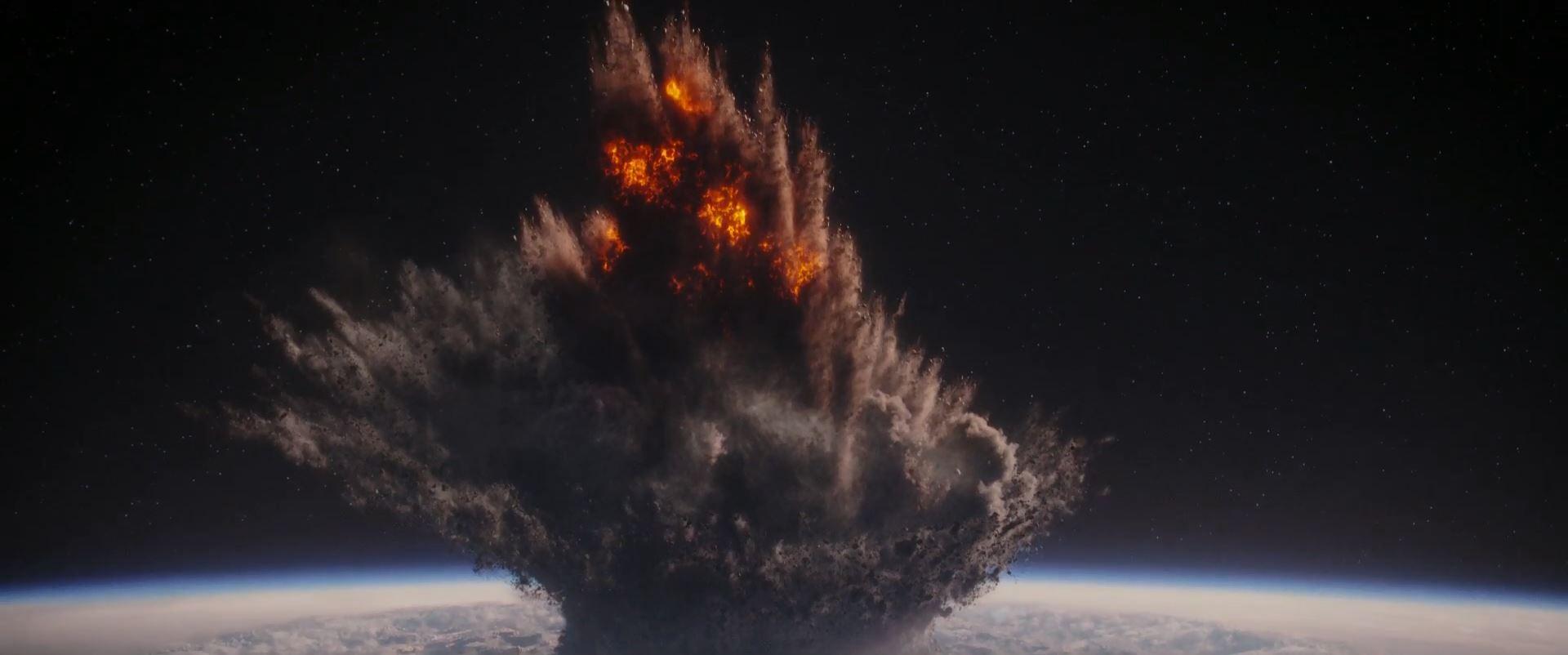 Rogue One - Jeddha explosion