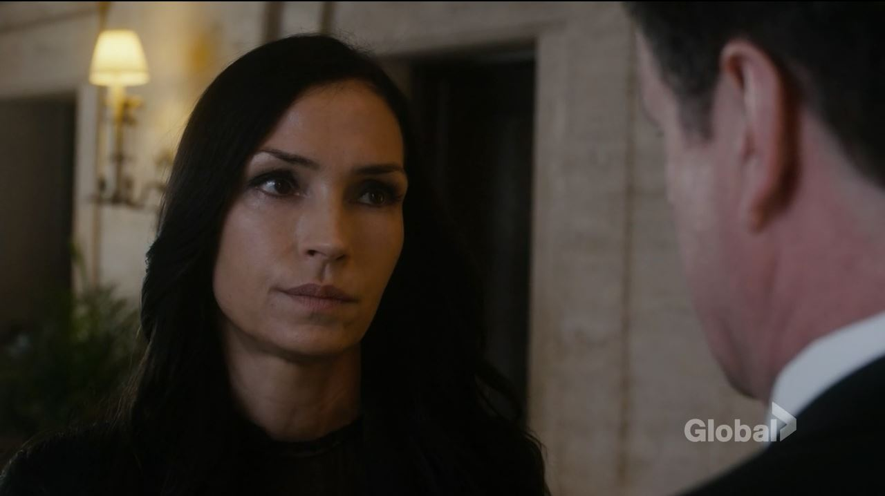 The Blacklist Redemption Famke Janssen as Scottie Hargrave