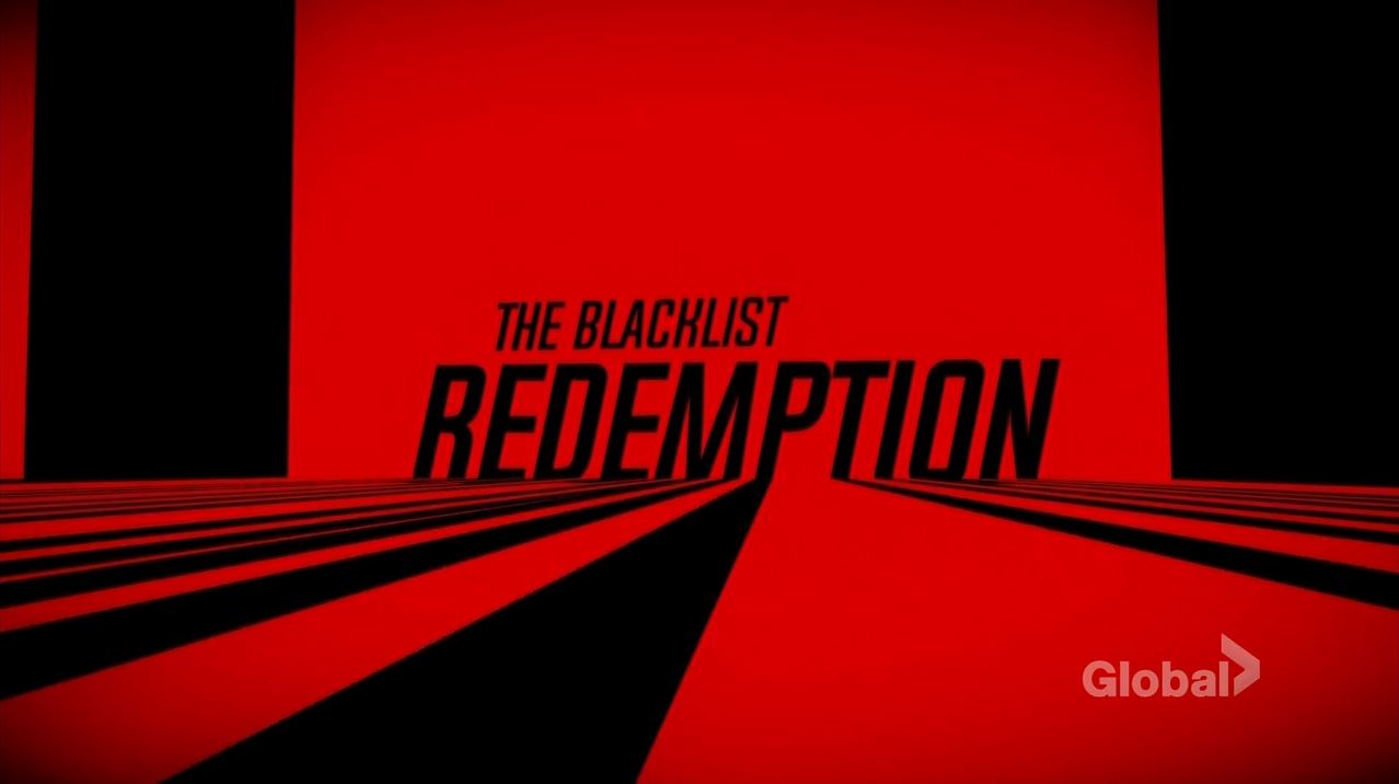 The Blacklist Redemption logo