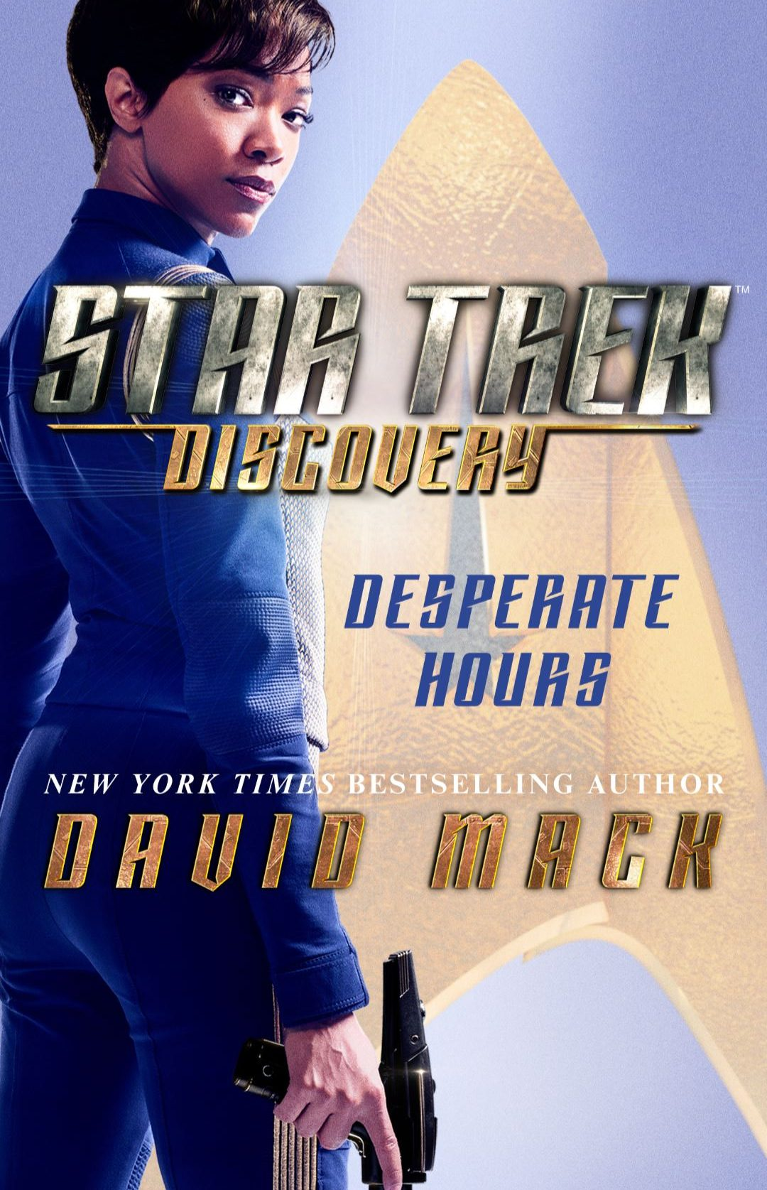 Star Trek Discovery Desperate Hours by David Mack