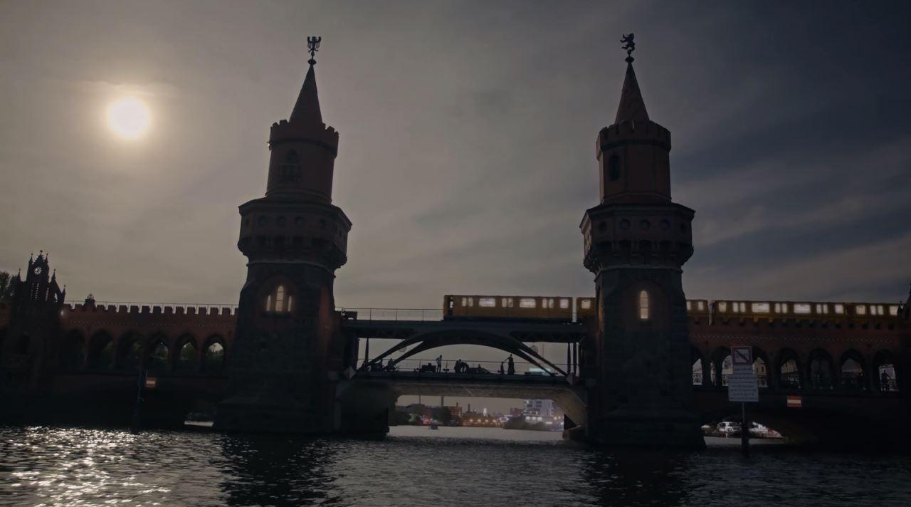 Berlin Station - Oberbaum Bridge