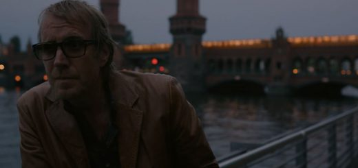 Berlin Station - Rhys Ifans as Hector DeJean