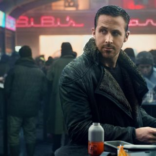 Ryan Gosling K in Blade Runner 2049
