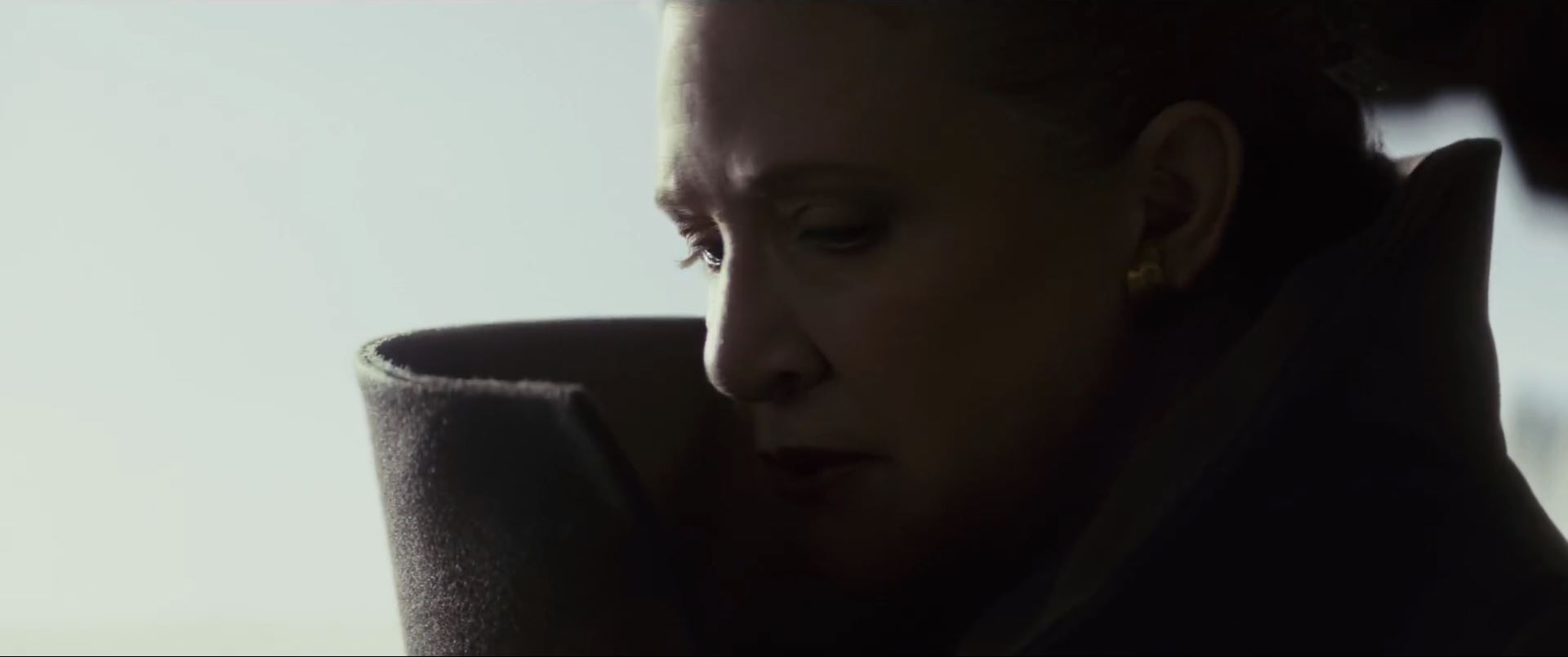 The Last Jedi Trailer - Carrie Fisher as General Leia