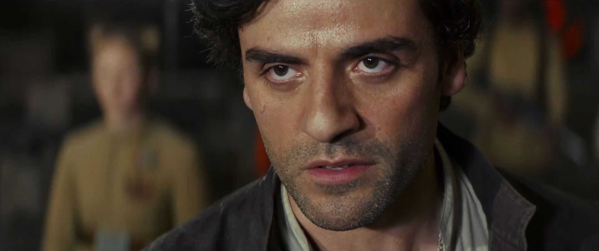 The Last Jedi Trailer - Poe Dameron played by Oscar Isaac