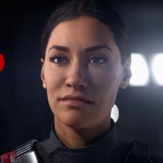 Battlefront 2 - Janina Gavankar as Iden Versio