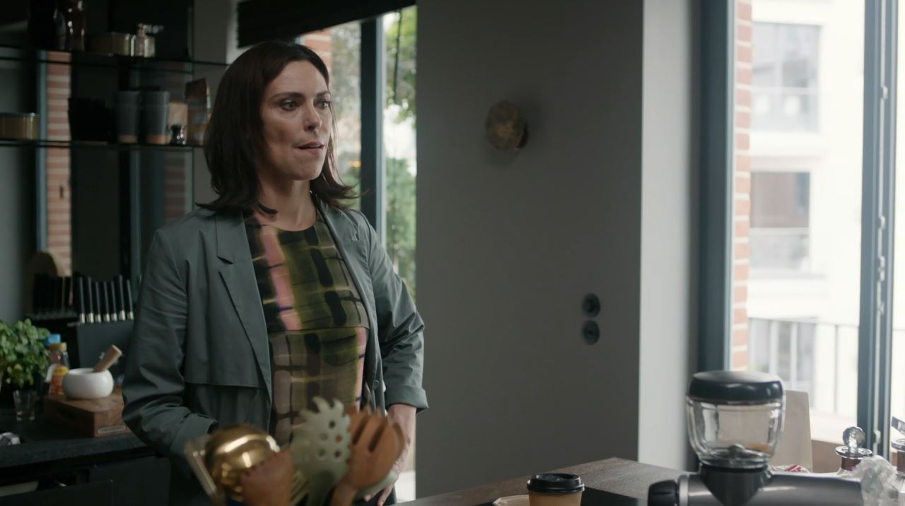 Berlin Station S02Ep07 Right and Wrong Review - Michelle Forbes as Valerie Edwards