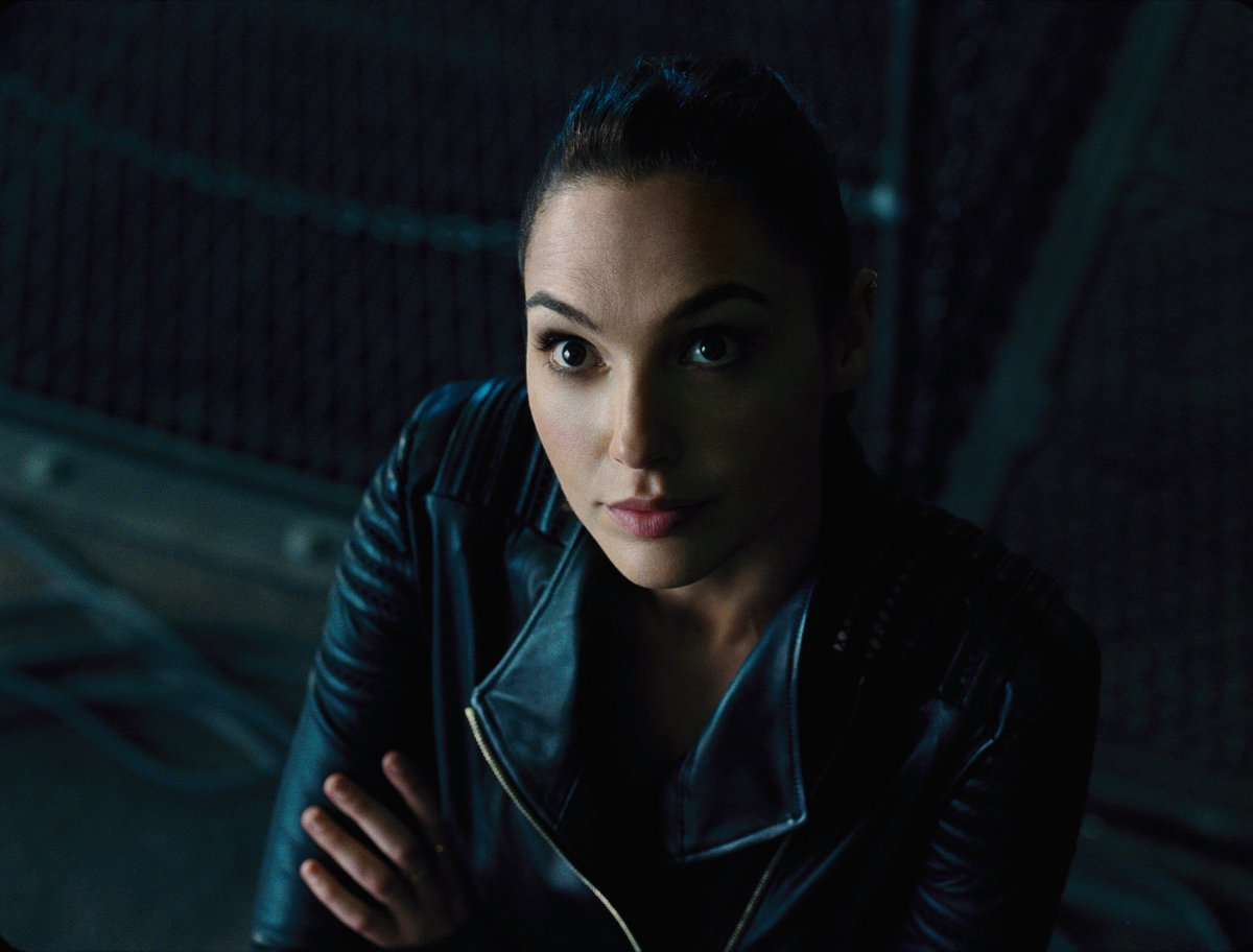 Justice League - Gal Gadot as Diana Prince