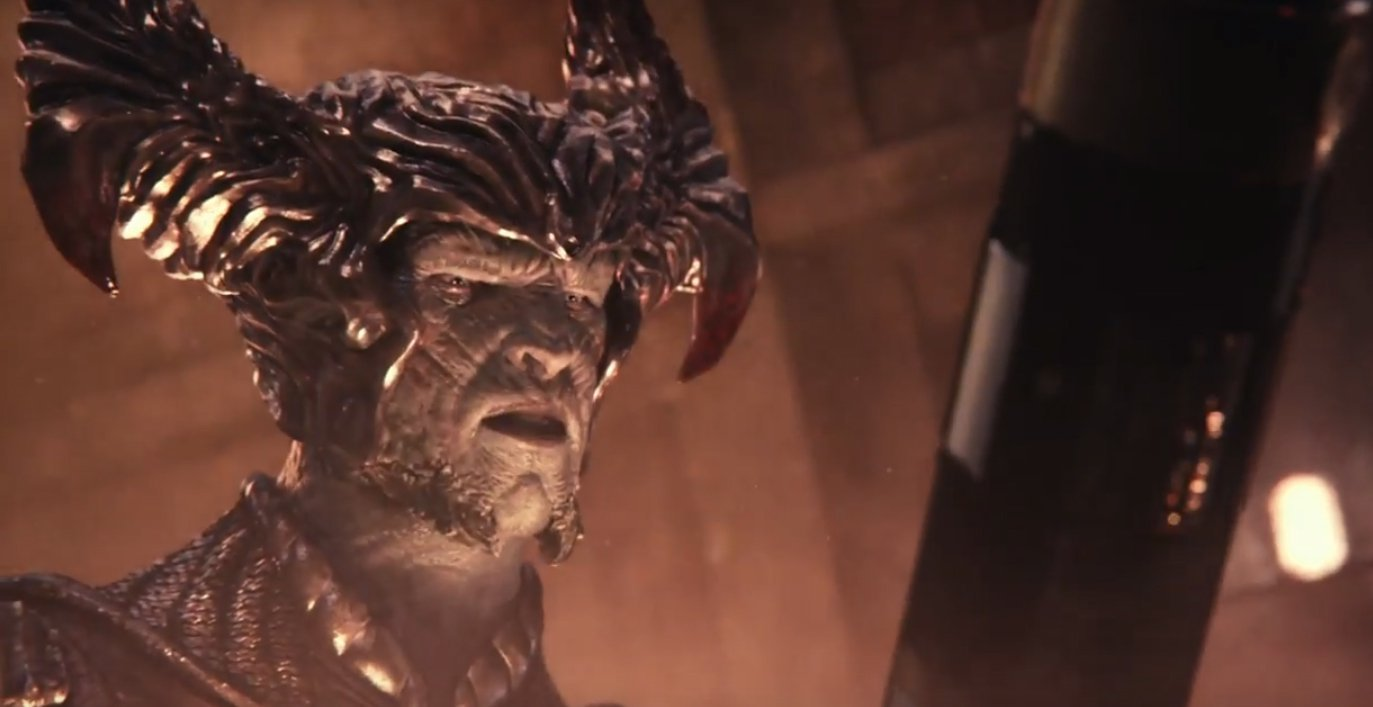 Justice League - Steppenwolf