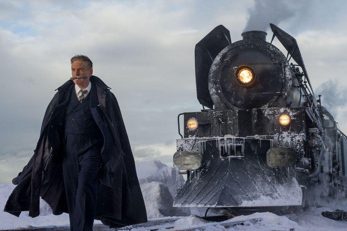 Kenneth Branagh Murder on the Orient Express