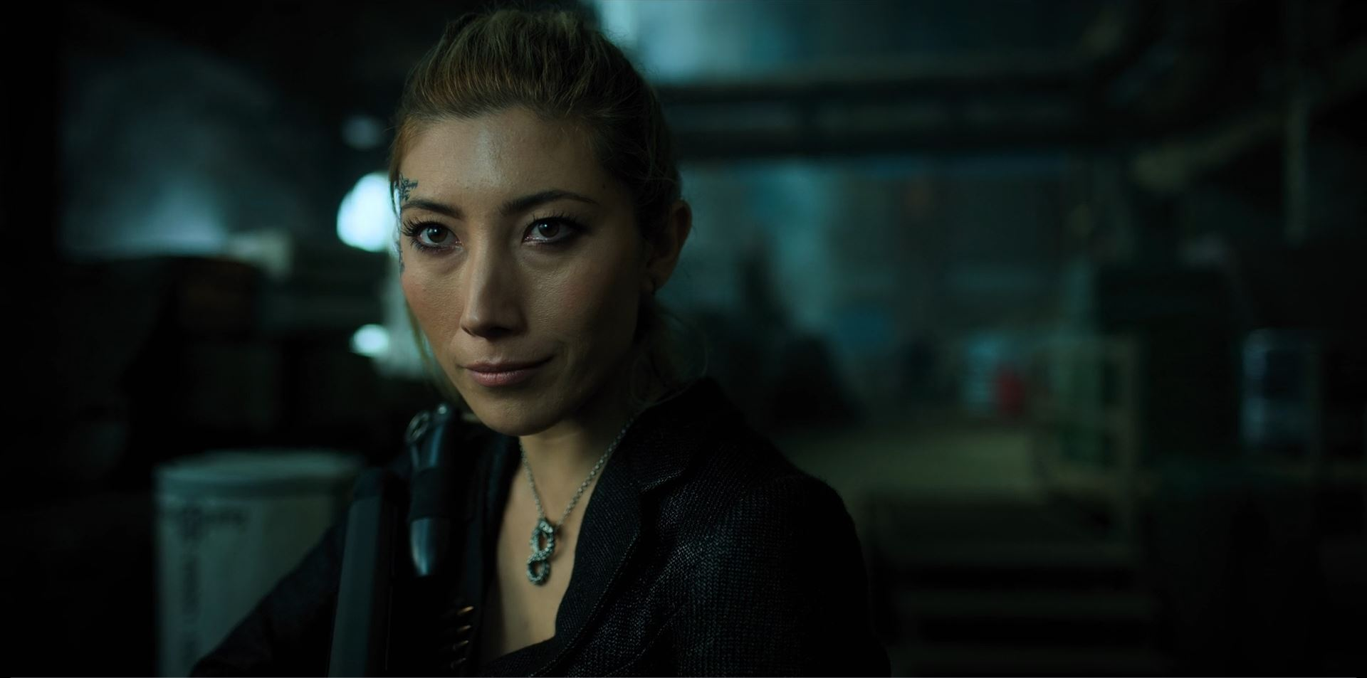 Altered Carbon - Dichen Lachman as Reileen Kawahara