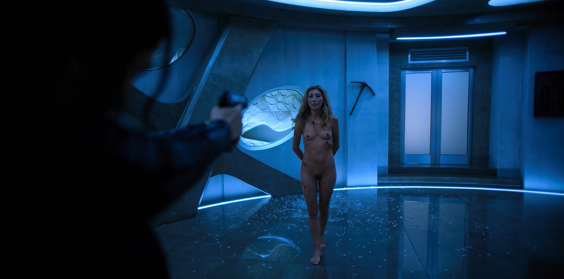 Altered Carbon - Dichen Lachman nude