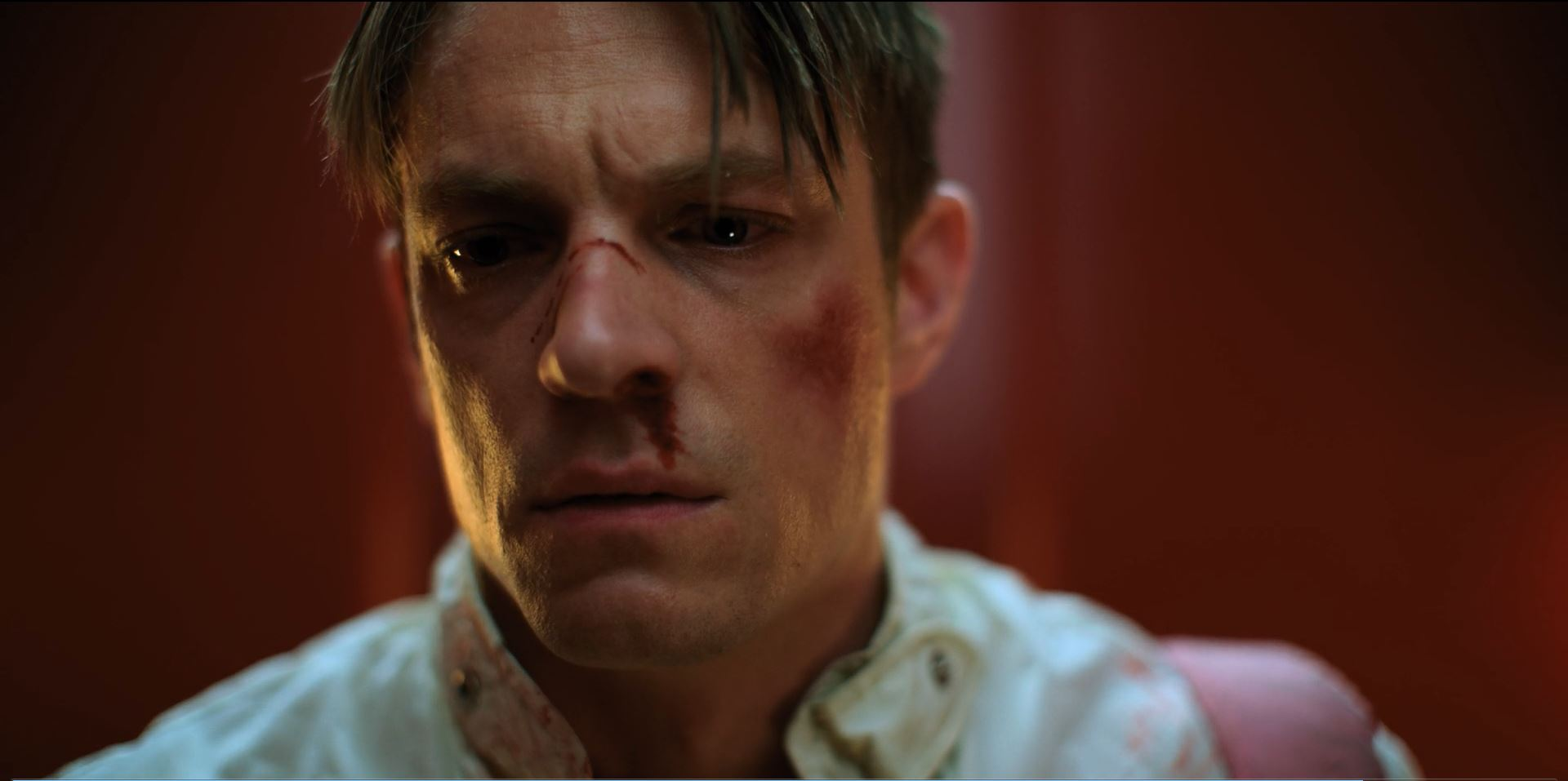 Altered Carbon - Takeshi Kovacs (Joel Kinnaman)