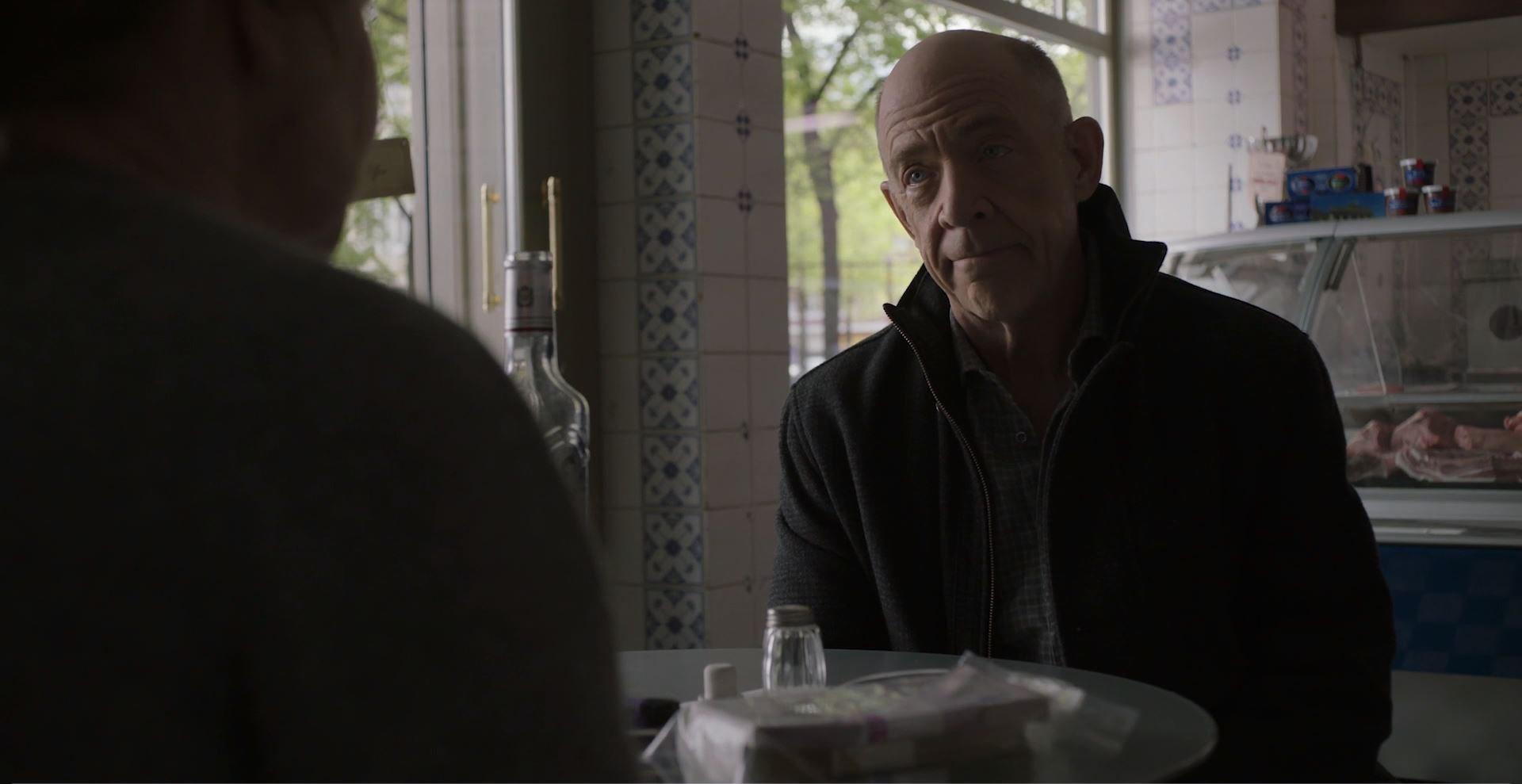 J.K. Simmons as Howard Silk in Counterpart