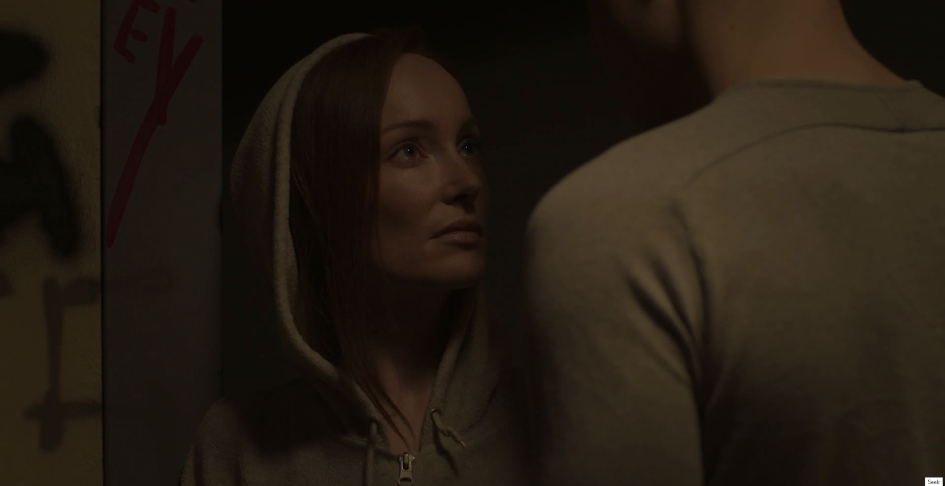 Lotte Verbeek as Ringleader in Counterpart