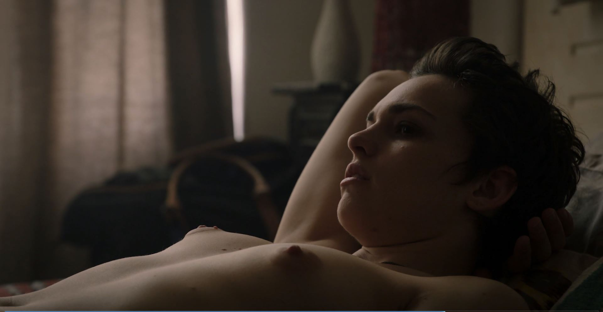 Sara Serraiocco nude as Baldwin in Counterpart