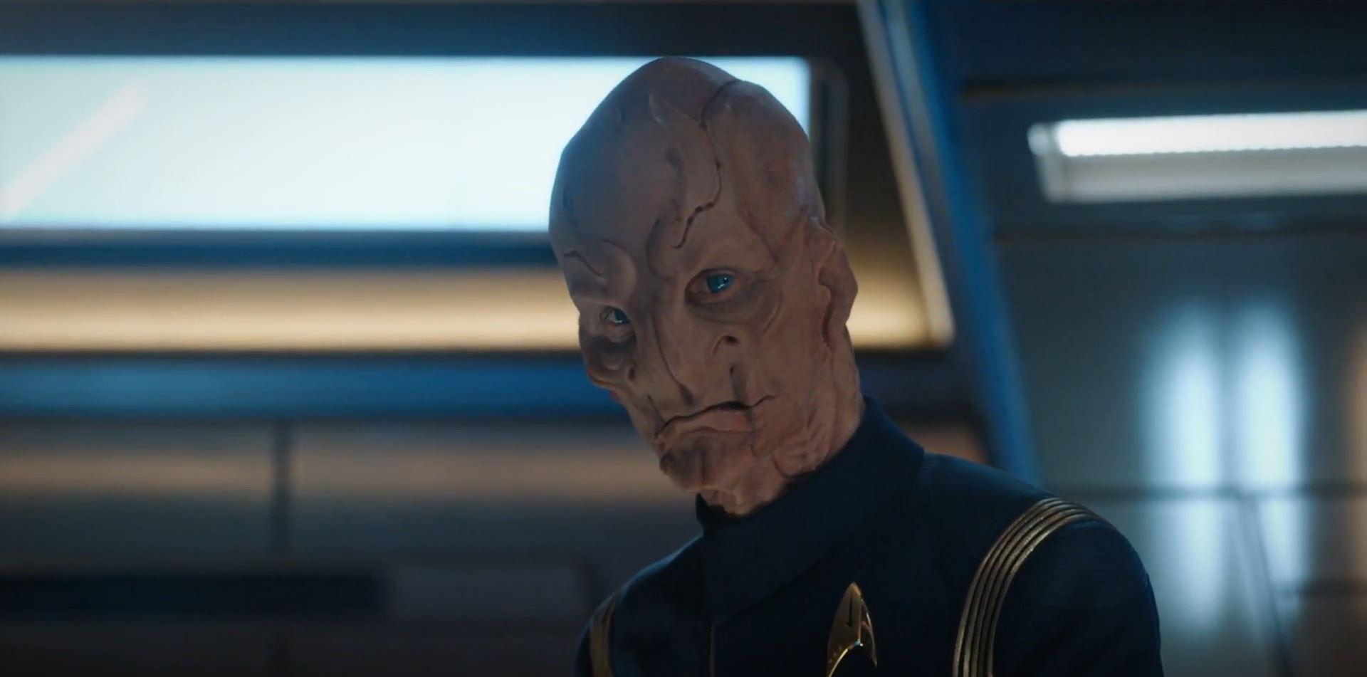 Star Trek Discovery - Saru (Doug Jones)