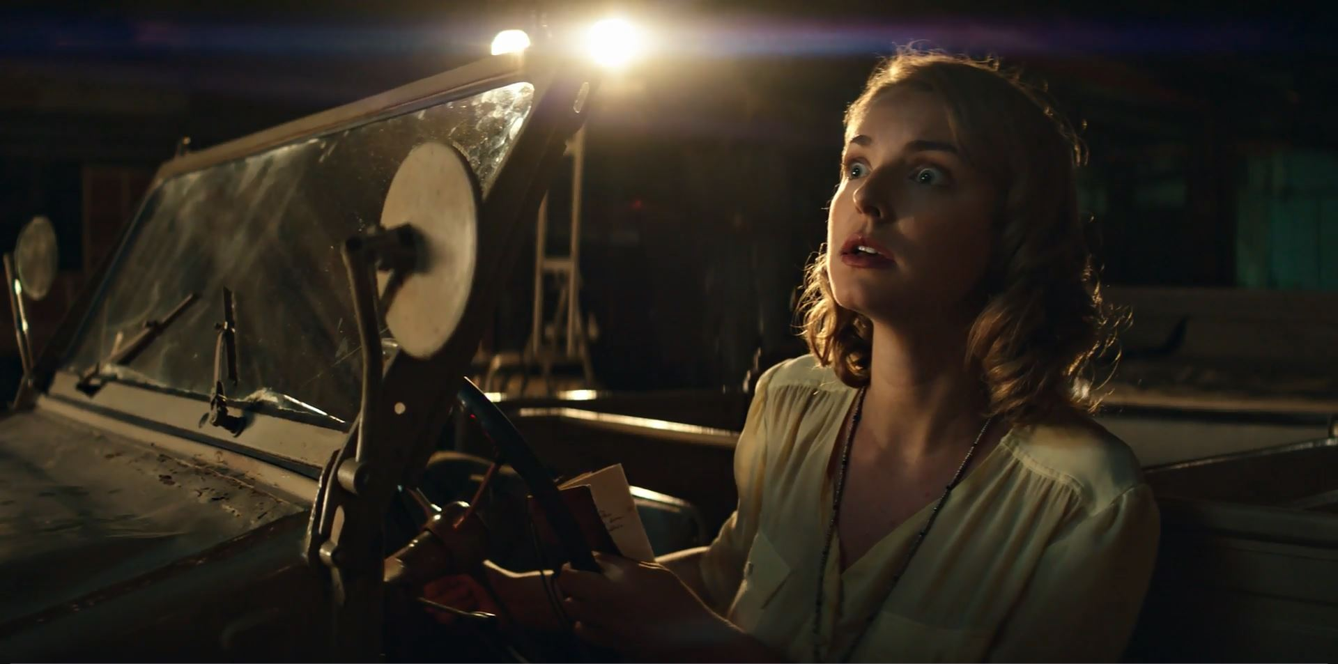 Stargate Origins - Ellie Gall as Catherine Langford