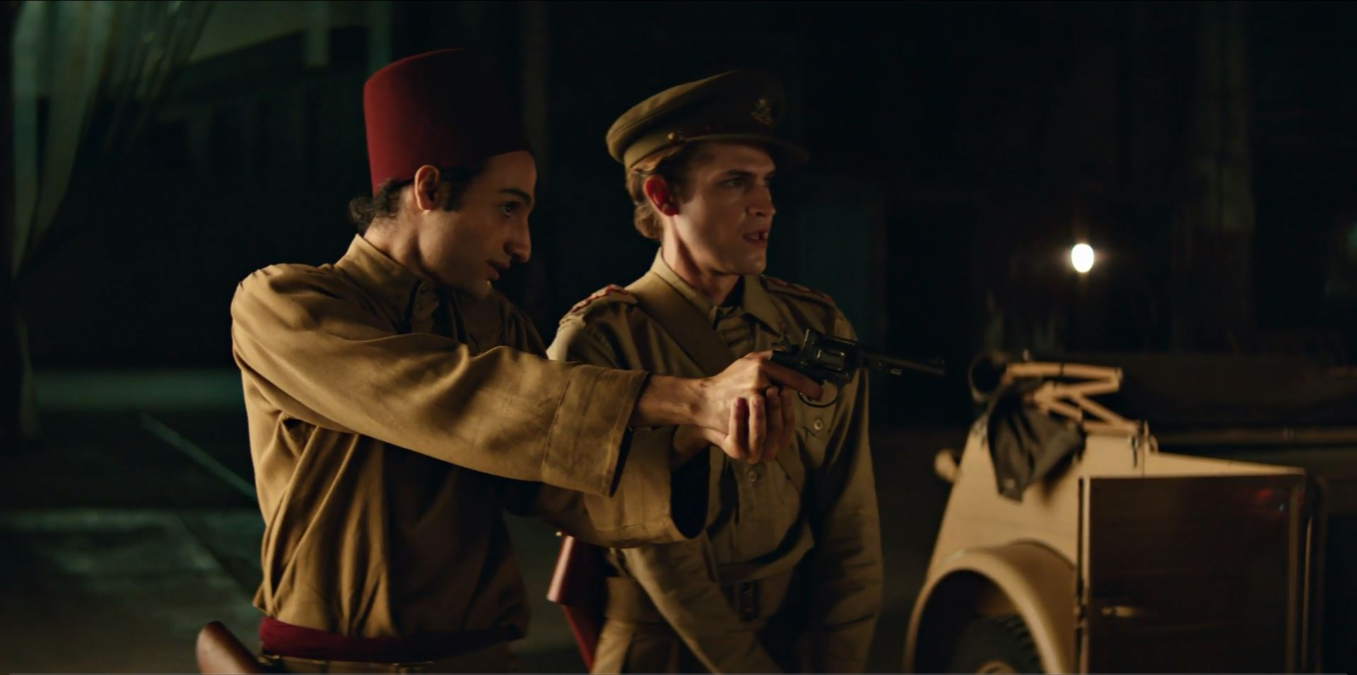 Stargate Origins - Wasif and Beal